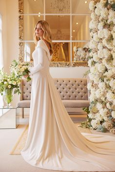 Are you a winter bride? You'll want to check out these dreamy dresses.