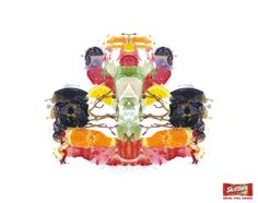 Skittles: Fruit blot, F1 | Ads of the World™