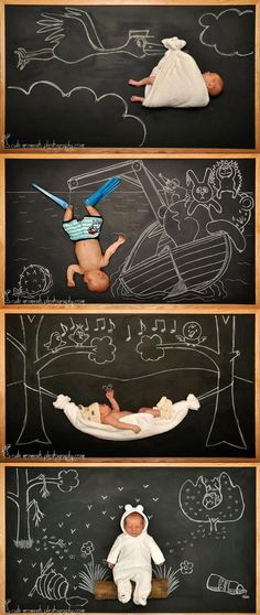 The Blackboard Baby Adventures (photo by Anna Eftimie)