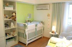 Não sabe se o seu bebê vi ser menino ou menina? Esse lindo quarto pode ser uma sugestão de decoração.