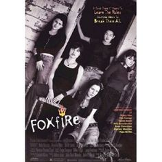 One of my all time favorite movies Foxifire 1996 Featuring Angelina Jolie and Jenny Shimizu