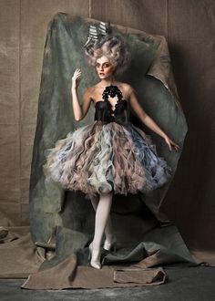 by Mladen Saric. Very Marie Antoinette