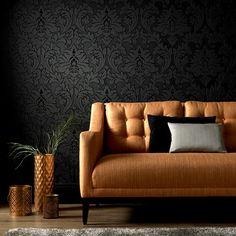 Subtle pattern for bedroom- different paint finishes same color? Slightly darker color? Gold?