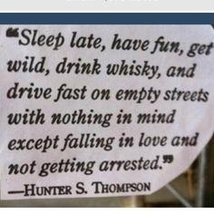 hunter s. thompson, get ittttt