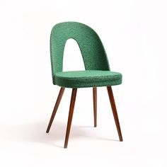 For sale through RetroStart: Dinner Chair from the sixties by Antonin Šuman for Tatra Nabytok NP Selling Furniture, Home Decor Furniture, Vintage Furniture, Furniture Design, Dining Room Chairs Ikea, Metal Dining Chairs, Desk Chairs, Office Chairs, Side Chairs