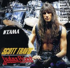 drummer judas priest | photo-Judas-Priest-drummer-Scott-Travis