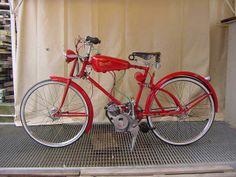 Ducati Cucciolo T2 1946