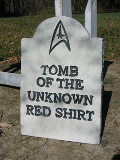 Star Trek Halloween decoration - The Trek BBS
