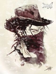 Dust! The Cresthaal Chronicles - Dust Aquarellle - by Shiru-Deku