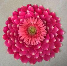 Flowers Arrangements Unique 30 Ideas For 2019 Flower Rangoli Images, Simple Flower Rangoli, Rangoli Designs Flower, Rangoli Ideas, Rangoli Designs Images, Rangoli Designs Diwali, Beautiful Rangoli Designs, Simple Flowers, Flower Designs