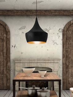 Zuo Modern Copper Ceiling Lamp
