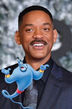 #Will_Smith in Talks to Play #Genie, Granting Wishes in #Disney's #Aladdin !