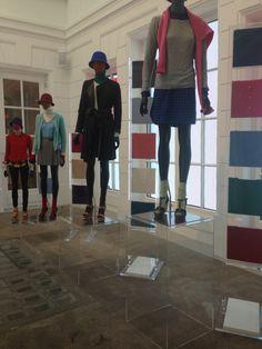 Uniqlo Paris Visual Merchandising, Uniqlo, Exhibit, Basketball Court, Retail, Paris, Montmartre Paris, Paris France, Sleeve