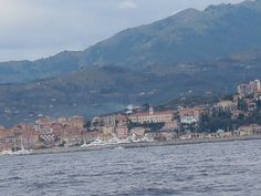 La costa genovesa