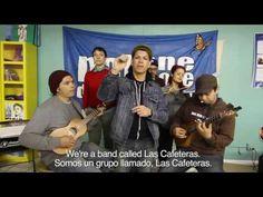 Las Cafeteras dedicate Luna Lovers in Sign Language to Diana Blanco