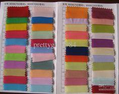 Colour palette part 1