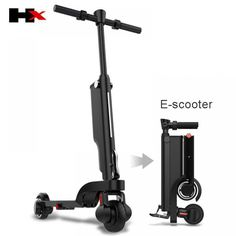 HX Smart Folding Electric Scooter Two wheels Self Balancing Hoverboard Skateboard Bluetooth Speak Gyroscope Scooters Hover Board Scooter Bike, Kick Scooter, Cheap Electric Scooters, Skateboard, Cool Stuff, Electronics Gadgets, Tech Gadgets, Backpack, Wheels