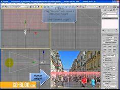Camera Matching in six steps in 3ds Max - Ciro Sannino   - Cursos y servicios en: http://linformatik.es/blog/category/cursos/?lang=es