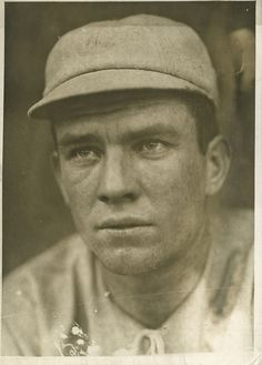 Tris Speaker type 1 photo by Paul Thompson used for his t205 card