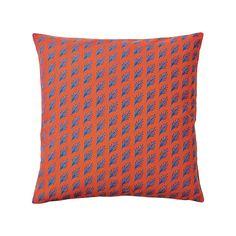 Captiva Pillow Cover – Tomato | Serena & Lily