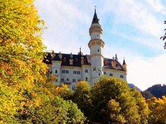Neuschwanstein (Alemania). Foto de Maria Fabregat