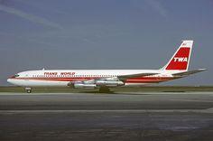 TWA Boeing 707