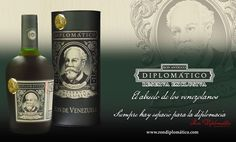Rum Diplomatico. Top rum from Venezuela. I drink it pure without ice.