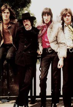 "everybodyneedspinkfloyd: "" Pink Floyd | 1968 """