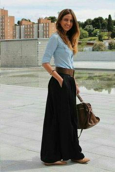 pleated skirt for fall