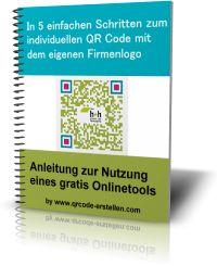 In 5 einfachen Schritten zum individuellen QR Code mit dem eigenen Firmenlogo / Gratis