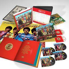 Sgt Pepper 50th Anniversary Details | Beatles Blog
