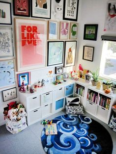 Can't Paint Your Child's Room? Add Color with a Statement Rug — Renters Solutions | Apartment Therapy
