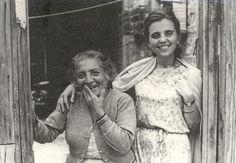 Elena Poniatowska y Jesusa Palancares. Foto de Héctor García