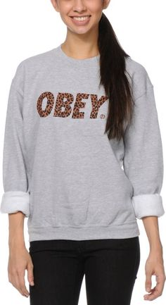 i want this obey top