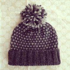 """""""chance of flurries"""" pattern by Lion Brand {free}"""