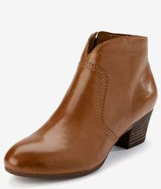 Melanie Jane Ankle Boots Dark Tan - Lyst