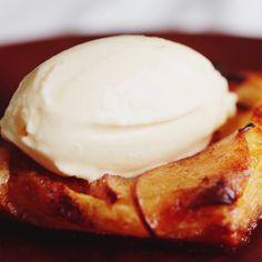 Apple Caramel Tart