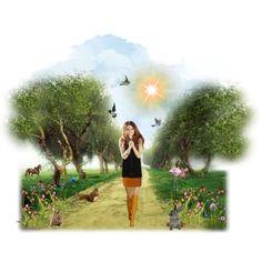Μην ξεχνάς να λες κάθε πρωί μια καλημέρα στον καθρέφτη σου και να χαμογελάς,γιατί η ζωή είναι ωραία. Σε μια μικρή βαλίτσα στοίβαξε με πολύ αγάπη τις πιο όμορφες στιγμές,διπλαμπάρωσε τα πολύτιμα λάθη σου στα μύχια της καρδιάς σου,γιατί είναι καταδικά σου και άνοιξε αποφασιστικά την πόρτα.Στάσου στο κατώφλι,κοίταξε τον ουρανό μη δώσεις σημασία αν βρέχει ή αν έχει συννεφιά.Κράτησε σφιχτά  στο χέρι τη μικρή βαλίτσα κάνε τον σταυρό σου, πάρε το πρώτο στρατί που θα δεις μπροστά σου…