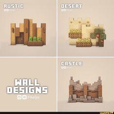 Plans Minecraft, Minecraft Garden, Images Minecraft, Minecraft Cottage, Minecraft House Tutorials, Cute Minecraft Houses, Minecraft Room, Minecraft House Designs, Minecraft Survival