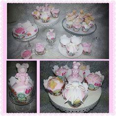cupcake decorati pasticceria Dece Via Calefati Michele e Nicla