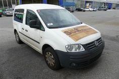 PKW (M1) VW Caddy Life - VIE KFZ und Flughafentechnik der Flughafen Wien-Gruppe - Karner & Dechow - Auktionen