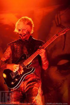 John 5 Guitarist, Luna Park Sydney, Rob Zombie, Big Top, Sydney Australia, Live Music, Random Stuff, Undertaker, Tops