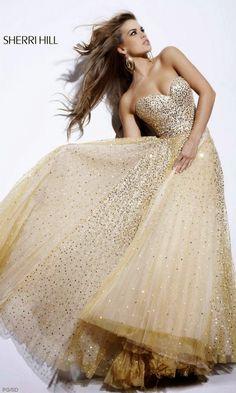 Fenomenales vestidos de lentejuelas para fiesta | Colección de vestidos largos