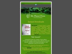 ① My Planet Press - http://www.vnulab.be/lab-review/%e2%91%a0-my-planet-press