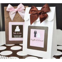 HOT! Sweet Shoppe Candy Boxes - Theme [EB2126T Candy Shoppe Favor Bag] : Wholesale Wedding Supplies, Discount Wedding Favors, Party Favors, and Bulk Event Supplies