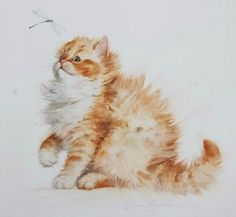 Elena Bazanova watercolor