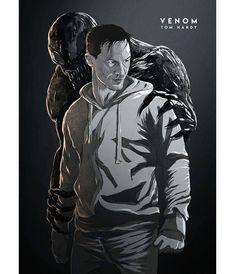 Cool fan-art 🔥🔥 . #REGRAM from @spiderverse.spiderman . . . #WE♠️RV3N0M💯 #venom #symbiote #inhardywetrust #tomhardy #eddiebrock #venommovie… Venom Comics, Marvel Comics, Marvel Venom, Marvel Villains, Marvel Fan, Storm Marvel, Venom Spiderman, Marvel Universe, Venom 2018