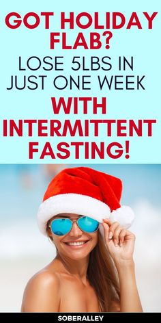 Did you gain weight over the holidays? Want to lose weight fast, slim down quickly without exercise even if you want, with intermittent fasting! Try intermediate fasting, water fasting for weight loss and get the body goals of your DREAMS!
