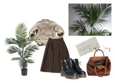 """""""Q&A"""" by merlina-m ❤ liked on Polyvore featuring Barbour, Oliver Peoples, Guy Laroche, women's clothing, women, female, woman, misses and juniors"""