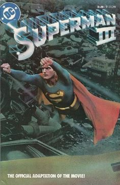 The Superman Movie Special (Sep DC) for sale online Superman Movies, Superhero Movies, Marvel Movies, Action Comics 1, Dc Comics, Christopher Reeve Superman, Blockbuster Film, Cinema, 3 Movie
